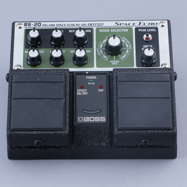Boss RE-20 Roland Space Echo Guitar Effects Pedal P-12816