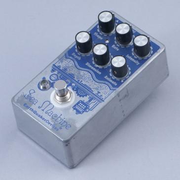 Earthquaker Devices Sea Machine Chorus Guitar Effects Pedal P-12811