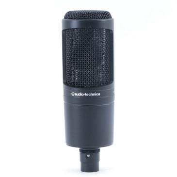 Audio-Technica AT2020XLR Condenser Cardioid Microphone MC-4927