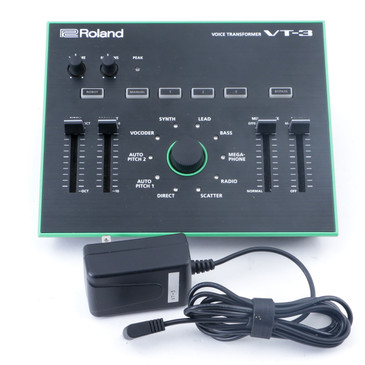 Roland VT-3 Voice Transformer OS-9658