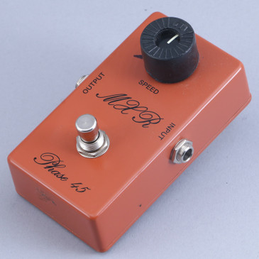 MXR CSP105 Phase 45 Phaser Guitar Effects Pedal P-13746