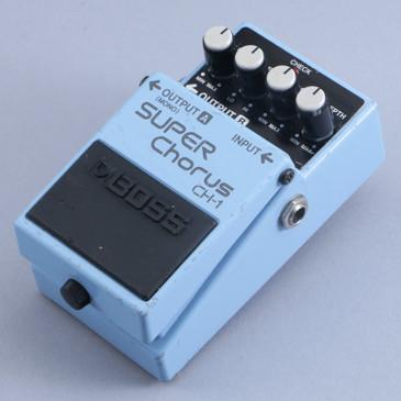 Boss CH-1 Super Chorus Guitar Effects Pedal P-13758