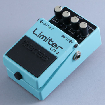 1987 Boss Japan LM-2 Limiter Guitar Effects Pedal P-13821