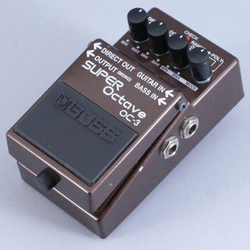 Boss OC-3 Super Octave Guitar Effects Pedal P-13811