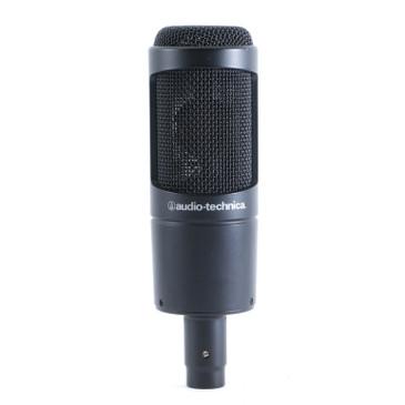 Audio-Technica AT2035 Condenser Cardioid Microphone MC-5092