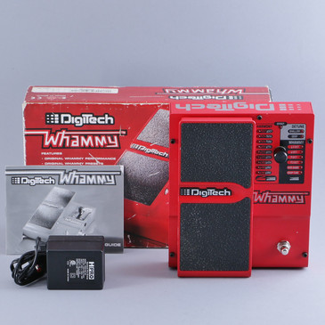 Digitech Whammy IV Pitch Shifter Guitar Effects Pedal P-13877