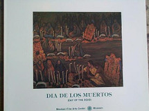 Book:  DIA DE LOS MUERTOS (Day of the Dead)