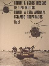 Prepared to Confront Military Menace
