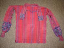 San Juan Atitan Boy's Shirt #1