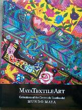 Book:  Maya Textile Art