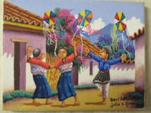 Julio v. Apen -- Flying Kites