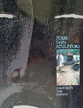 Book:  Four Dan Sculptors, Continuity and Change