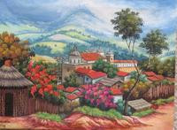 Orlando Peren -- The Church in Nahuala