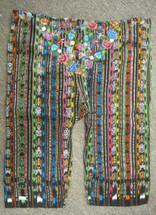 Traditional Man's Pantalones from Solola