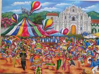 Orlando Peren -- Moros en Comalapa