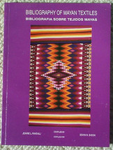 Book:  Bibliography of Mayan Textiles