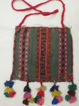 Bolivian chuspa bag #22