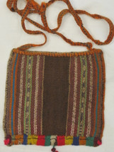 Bolivian chuspa bag #30