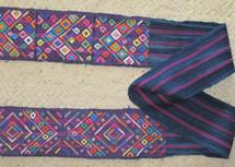 Nahuala Traditional Faja #2