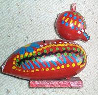 Gourd Bank in Bird Figure