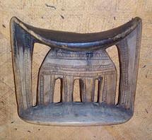 Somalia or Ethiopia, Headrest #2