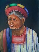 Matias Gonzalez Chavajay -- Teshel Atitlan 2000