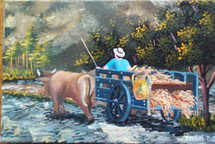 Israel T. S. -- The Ox Cart