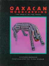 Book:  Oaxacan Woodcarving.