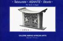 Book:  Tabourets -- ASANTE -- Stools