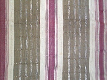Nigerian Strip Weaving #9
