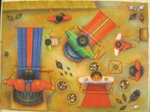 Angelina Quic Ixtamer -- San Juan Weavers