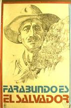 OSPAAAL 1982 -- FARABUNDOES El Salvador