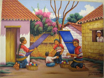 Julio v. Apen -- Weavers of Comalapa