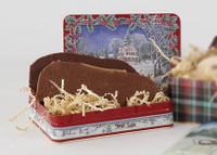 Fudge Gift Tin - 2 Slice