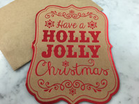 Holly Jolly Gift Card