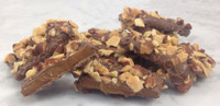 Sugar Free Toffee Almond Crunch (Milk Chocolate)