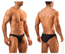 JS01* Joe Snyder Men's Bikini Classics Color Black