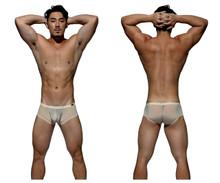 DGEMU3487BT Private Structure Men's Desire Glaze Hipster Boxer Brief Color Nude