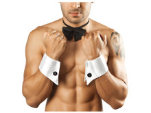 9646 CandyMan Bowtie and Cuffs