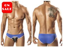 1560* PPU Men's Durden Bikini Color Blue