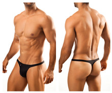 JS03 Joe Snyder Men's Thong Color Black
