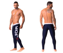 0163 JOR Olympic Athletic Pants Color Blue