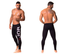 0163 JOR Olympic Athletic Pants Color Black