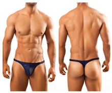 JS03 Joe Snyder Men's Thong Color Navy