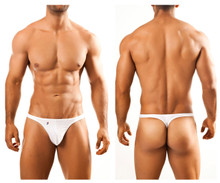 JS03 Joe Snyder Men's Thong Color White