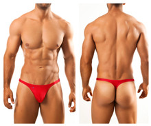 JS03 Joe Snyder Men's Thong Color Red