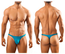JS03 Joe Snyder Men's Thong Color Turquoise