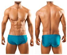 JS09 Joe Snyder Men's Boxer Shorts Color Turquoise