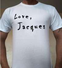 Love Jacques Cotton T-shirt Color White