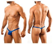 JSBUL02 Joe Snyder Men's Bulge Tanga Thong Color Royal